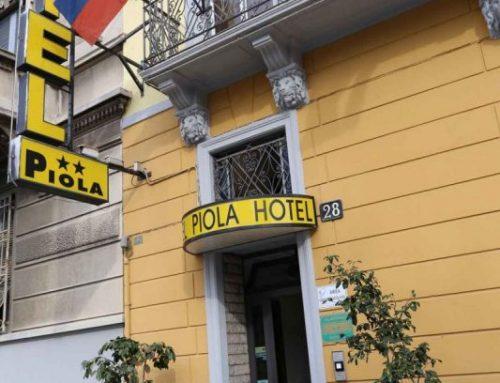 Hotel Piola Esterno